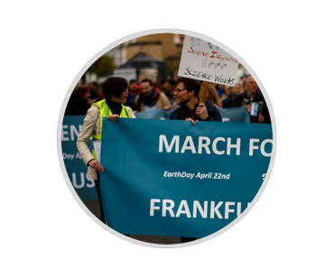 Science March Frankfurt